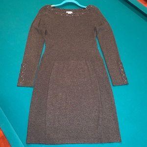 CACH'E Bodycon Sweater Dress, Size L